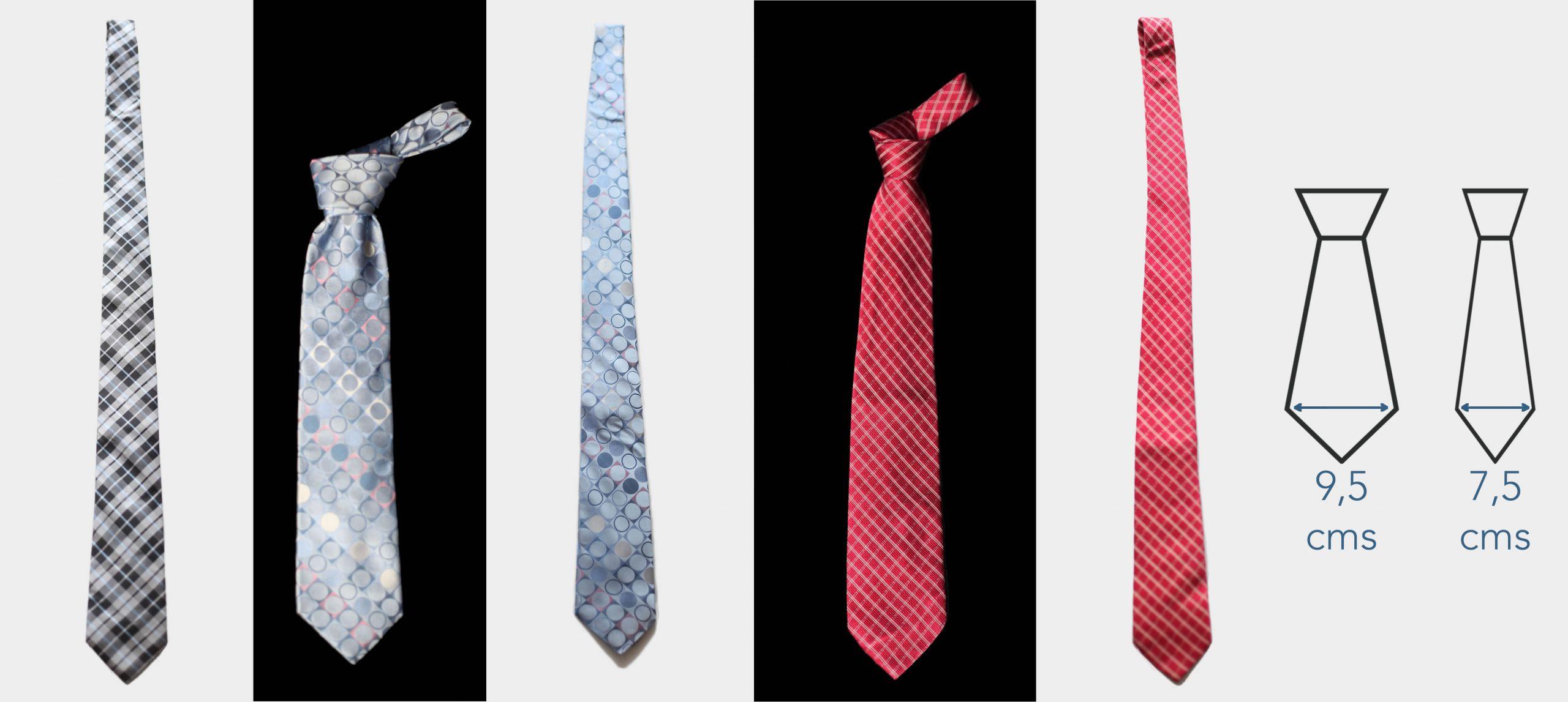 Ajuste de corbatas Andres Orozco