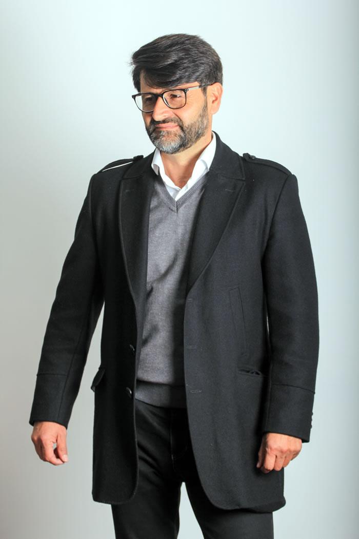 Andres Orozco - Diseño de ropa a la medida para hombre y mujer - Chaquetas