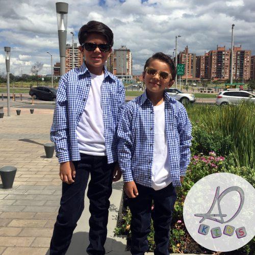 Andres Orozco - Diseño de ropa a la medida para niños - kids